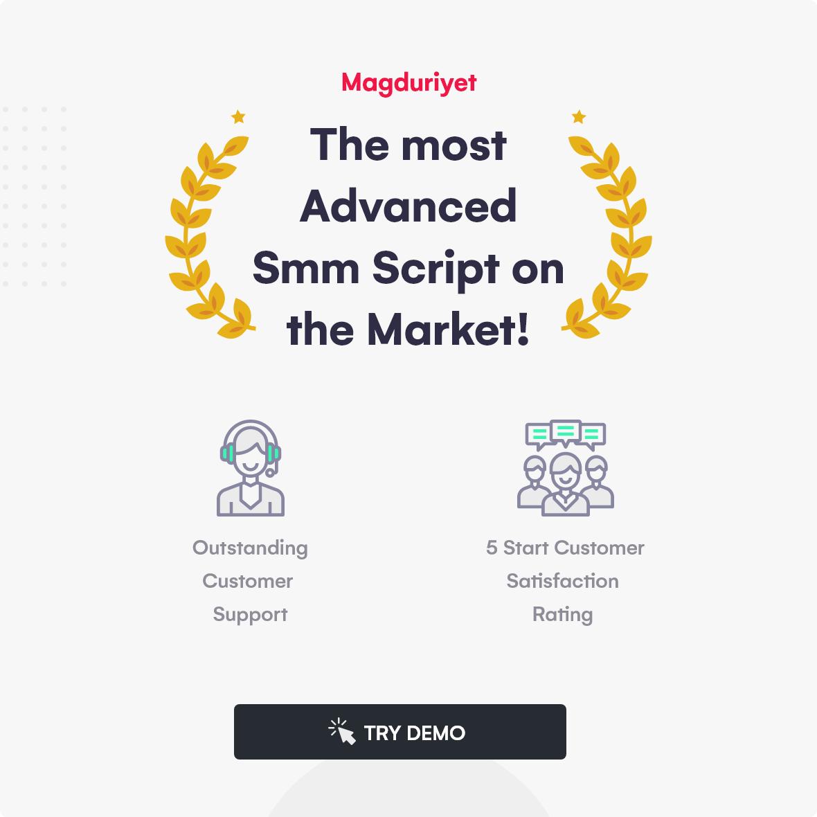 Magduriyet - Advanced SMM Panel Script - 4