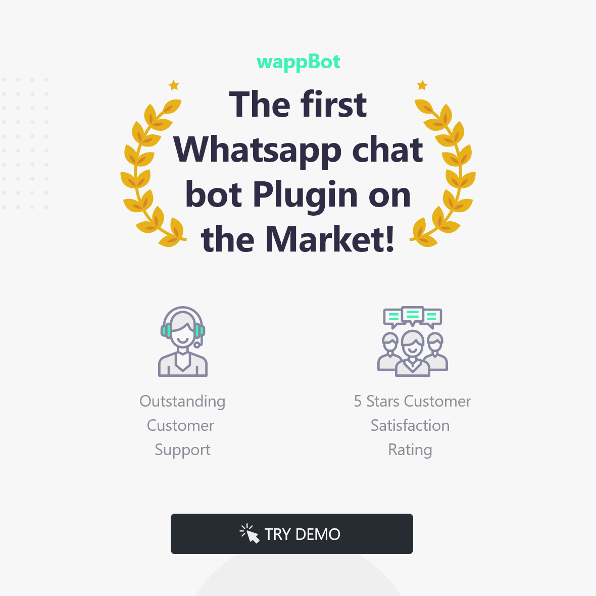 wappBot - Chat Bot Powered by Artificial Intelligence #1 - 3