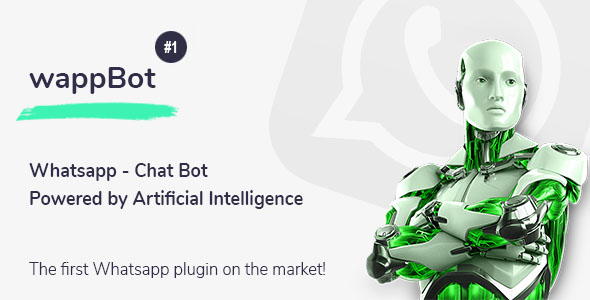 wappBot - Chat Bot Powered by Artificial Intelligence #1 - 6